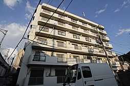 兵庫県西宮市産所町の賃貸マンションの外観