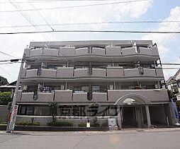 京都府京都市右京区太秦森ケ東町の賃貸マンションの外観