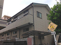 埼玉県蕨市塚越3丁目の賃貸アパートの外観