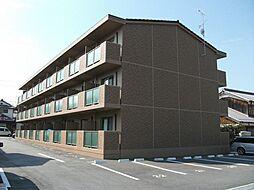 ブリリアントキハチ[2階]の外観