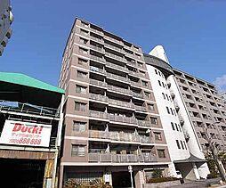 京都府京都市上京区福大明神町の賃貸マンションの外観