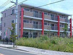 神奈川県茅ヶ崎市みずき3丁目の賃貸マンションの外観