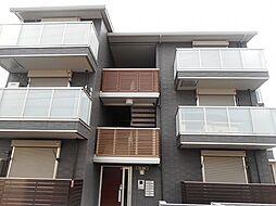京都府京都市伏見区深草僧坊町の賃貸アパートの外観