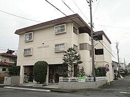 静岡県浜松市中区萩丘4丁目の賃貸マンションの外観