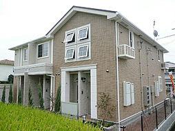 和歌山県和歌山市平井の賃貸アパートの外観
