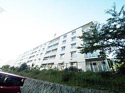渦ヶ森コーポ6号館[5階]の外観