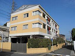 福岡県北九州市小倉北区緑ケ丘3丁目の賃貸マンションの外観