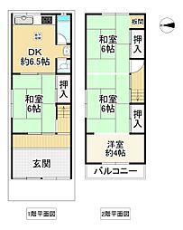 鶴橋駅 680万円