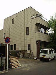 コーポニシカワ[2階]の外観