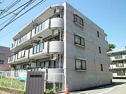千葉県千葉市中央区椿森6丁目の賃貸マンションの外観