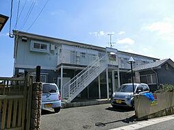 福岡県北九州市戸畑区西大谷2丁目の賃貸アパートの外観