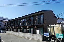 プレジールエクセレント[2階]の外観