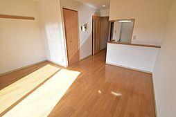 ラフィーネの別部屋の写真です。実際には出窓あります