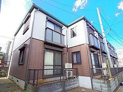 埼玉県新座市栗原3丁目の賃貸アパートの外観