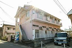 福岡県春日市桜ヶ丘6丁目の賃貸アパートの外観