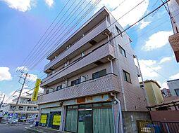 埼玉県所沢市東所沢5丁目の賃貸マンションの外観
