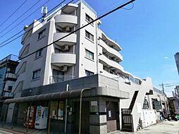 東京都世田谷区粕谷3の賃貸マンションの外観
