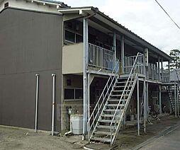 京都府長岡京市神足2丁目の賃貸アパートの外観