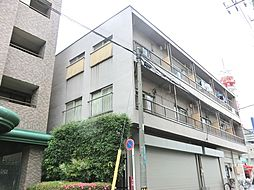 白石ビル[3階]の外観