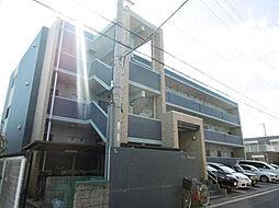 大阪府堺市堺区東雲西町3丁の賃貸マンションの外観