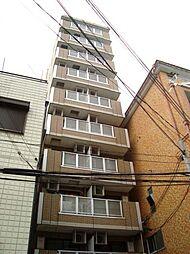 ハイツペガサス西田辺[9階]の外観