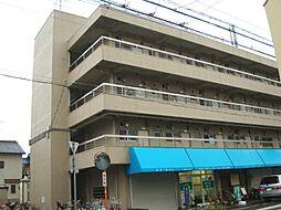 兵庫県尼崎市武庫之荘4丁目の賃貸マンションの外観