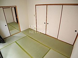 エクレール高辻の居室・リビング