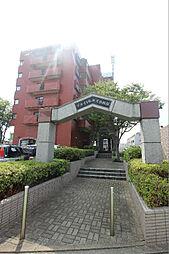 福岡県福岡市早良区小田部5丁目の賃貸マンションの外観