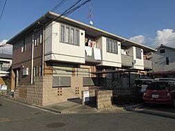シャーメゾン津久野[101号室]の外観