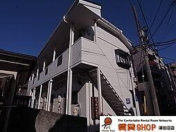 コーポツヅキ[1階]の外観