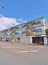 埼玉県志木市下宗岡3丁目の賃貸マンションの外観