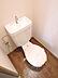 トイレ,2DK,面積30.48m2,賃料3.8万円,JR常磐線 水戸駅 徒歩13分,,茨城県水戸市城南3丁目9番地