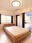 6.8帖の寝室