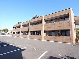 兵庫県高砂市荒井町小松原4丁目の賃貸アパートの外観