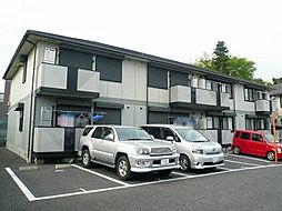 JR常磐線 南柏駅 バス20分 土南部小学校下車 徒歩15分の賃貸アパート