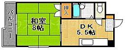 第2遠山ビル[2階]の間取り