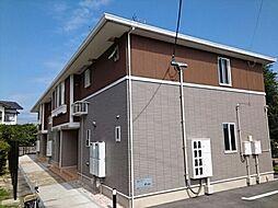 サン フィオーレII[103号室]の外観