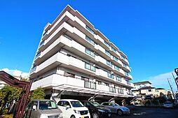 コモンパレス清水ヶ丘[6階]の外観