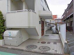 横山マンションすすき野[202号室]の外観