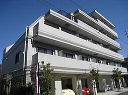 東京都中野区江原町の賃貸マンションの外観