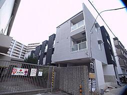 サンクラッソ神戸山手[1階]の外観