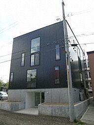北海道札幌市白石区本通9丁目南の賃貸アパートの外観
