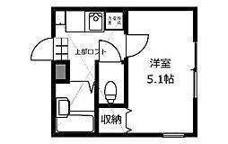 Y&Y相生[2階]の間取り