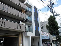 愛知県名古屋市熱田区外土居町の賃貸マンションの外観