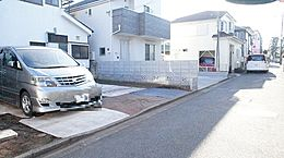 西武新宿線「久米川」駅徒歩圏内の立地です。