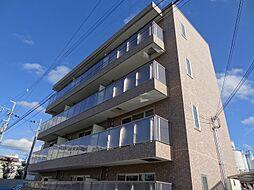 大阪府茨木市豊川3丁目の賃貸マンションの外観