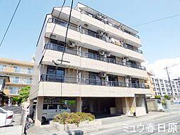 福岡県大野城市中央2丁目の賃貸マンションの外観