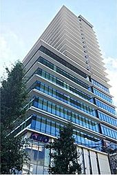 メルクマール京王笹塚レジデンス 笹塚駅徒歩1分 3階までは商[14階]の外観