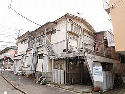 神奈川県横浜市神奈川区西寺尾2丁目の賃貸アパートの外観