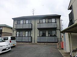 愛知県丹羽郡大口町余野1の賃貸アパートの外観